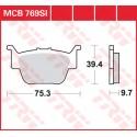 Тормозные колодки LUCAS MCB769SI