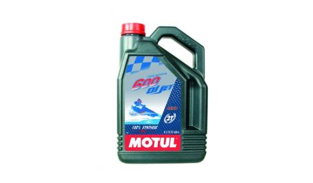Масло Motul 600 DI JET 2T (4L)