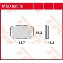Тормозные колодки LUCAS MCB825SI