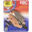 Тормозные колодки EBC Brakes MXS185