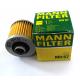Фильтр масляный MANN MH67