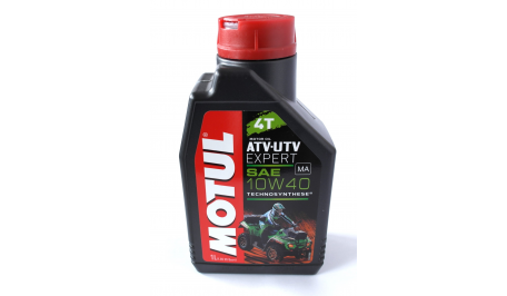 Масло для квадроциклов Motul ATV-UTV EXPERT 4T 10W-40