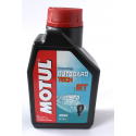 Масло для лодочных моторов 2t Motul OUTBOARD TECH 2T (1L)