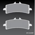 Тормозные мото колодки Renthal RC-1 Sports Brake Pads BP-518-HHP