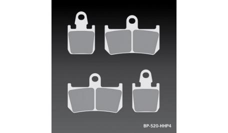Тормозные мото колодки Renthal RC-1 Sports Brake Pads BP-520-HHP4
