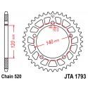 Звезда задняя легкосплавная JT JTA1793.43