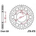 Звезда задняя легкосплавная JT JTA478.44