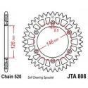 Звезда задняя легкосплавная JT JTA808.43