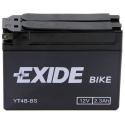 Аккумулятор гелевый EXIDE YT4B-BS-(ET4B-BS)