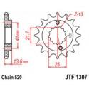 Звезда передняя JT JTF1307.14