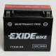 Аккумулятор гелевый EXIDE YTX20-BS