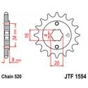 Звезда передняя JT JTF1554.13