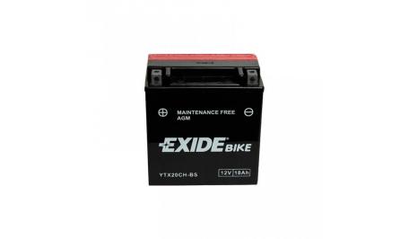Аккумулятор гелевый EXIDE YTX20CH-BS-(ETX20CH-BS)