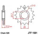 Звезда передняя JT JTF1581.15