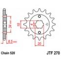 Звезда передняя JT JTF270.15