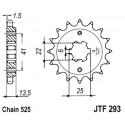Звезда передняя JT JTF293.16