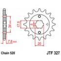 Звезда передняя JT JTF327.14