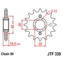 Звезда передняя JT JTF339.18