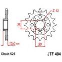 Звезда передняя JT JTF404.17