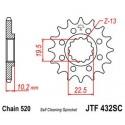 Звезда передняя JT JTF432.13SC