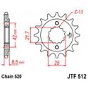 Звезда передняя JT JTF512.14