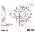 Звезда передняя JT JTF528.17