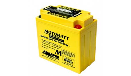 Motobatt MB MB9U