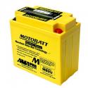 Аккумулятор гелевый Motobatt MB MB9U