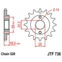 Звезда передняя JT JTF736.14