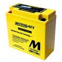 Аккумулятор гелевый Motobatt MB MBT14B4