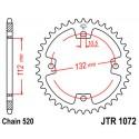 Звезда задняя JT JTR1072.38