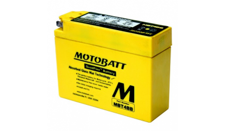 Motobatt MB MBT4BB