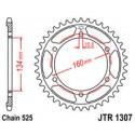 Звезда задняя JT JTR1307.46