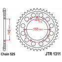 Звезда задняя JT JTR1311.43