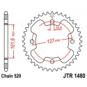 Звезда задняя JT JTR1480.38
