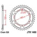 Звезда задняя JT JTR1490.42