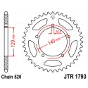Звезда задняя JT JTR1793.45