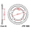 Звезда задняя JT JTR1800.40