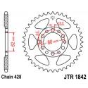 Звезда задняя JT JTR1842.50