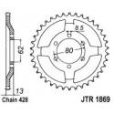 Звезда задняя JT JTR1869.45
