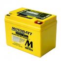 Аккумулятор гелевый Motobatt MB MBTX4U