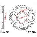 Звезда задняя JT JTR2014.47