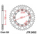 Звезда задняя JT JTR245/2.44