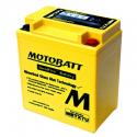 Аккумулятор гелевый Motobatt MB MBTX7U