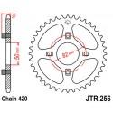 Звезда задняя JT JTR256.42