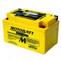 Аккумулятор гелевый Motobatt MB MBTZ10S