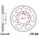 Звезда задняя JT JTR468.46