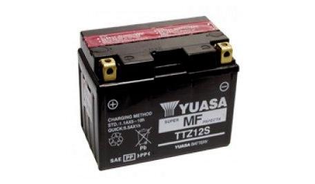 Аккумулятор гелевый YUASA TTZ12S
