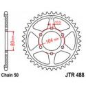 Звезда задняя JT JTR488.46