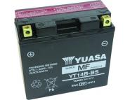 Мото аккумулятор YUASA YT14B-BS